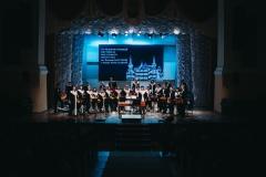 Концерт Оркестра русских народных инструментов в рамках Международного фестиваля им. В. Барсовой и М. Максаковой