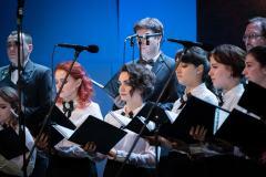 """Юбилейный концерт Камерного хора: """"Мы такие разные"""""""